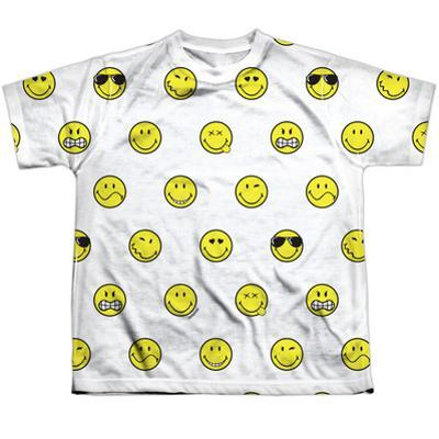 Youth: Smiley World- Smiley Pattern