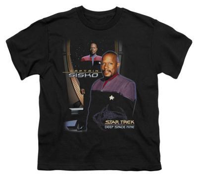 Youth: Star Trek-Captain Sisko