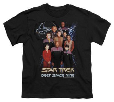 Youth: Star Trek - Deep Space Nine Crew