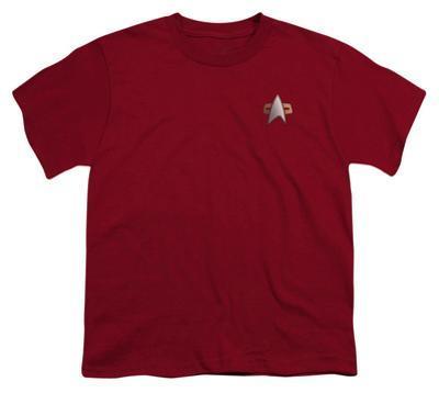 Youth: Star Trek-DS9 Command Emblem