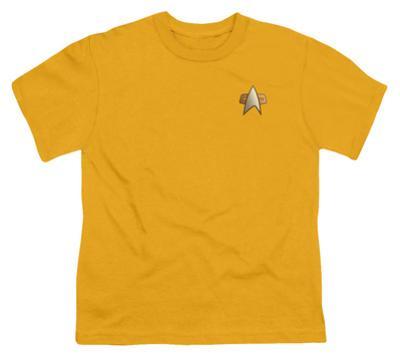 Youth: Star Trek-DS9 Engineering Emblem