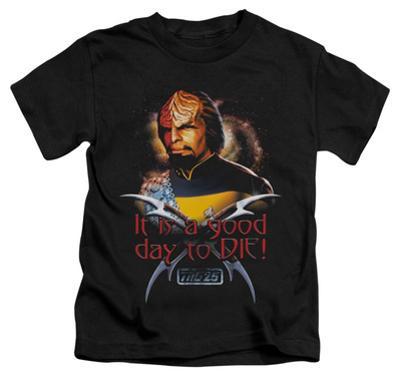 Youth: Star Trek - Good Day to Die