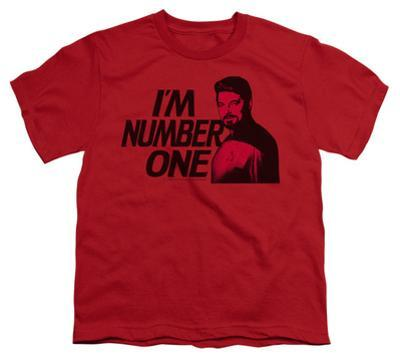 Youth: Star Trek - Next Generation - I'm Number One