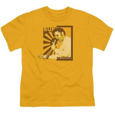 Youth: Sun Records-Sun Records Elvis On The Mic