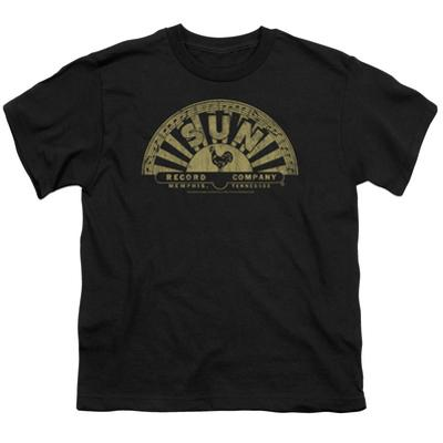 Youth: Sun Records-Tattered Logo