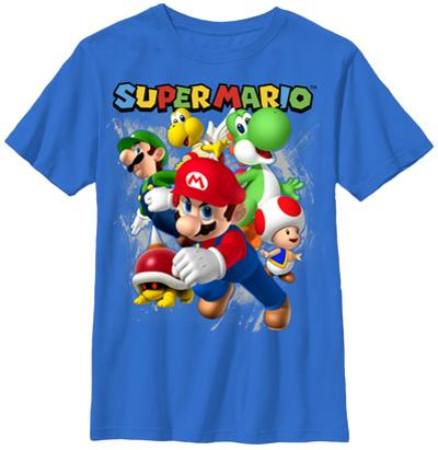 Youth: Super Mario- Fun Times
