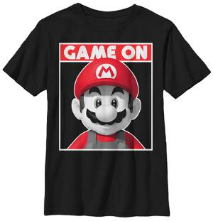 Kids video game t shirts posters at allposters youth super mario game on poster urtaz Image collections