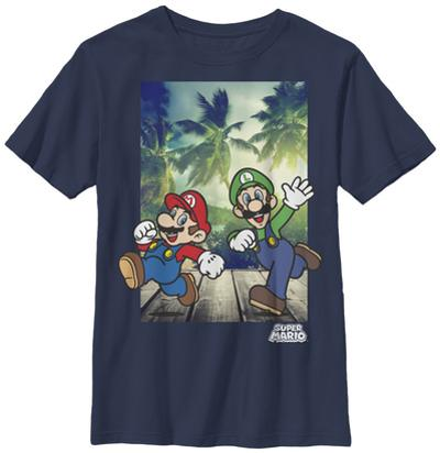 Youth: Super Mario- Tropic Run