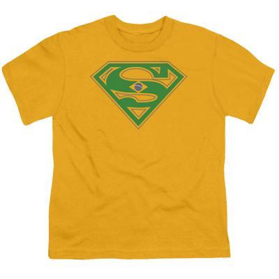 Youth: Superman-Brazil Shield