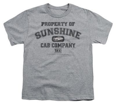 Youth: Taxi-Property Of Sunshine Cab