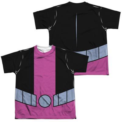 Youth: Teen Titans Go- Beast Boy Uniform (Front/Back Print)