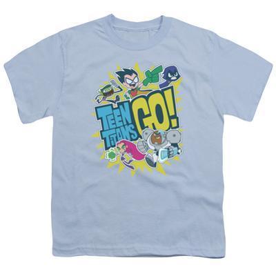 Youth: Teen Titans Go- Go