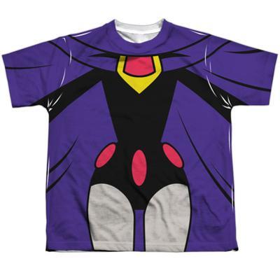 Youth: Teen Titans Go- Raven Uniform