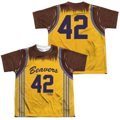 Youth: Teen Wolf- Beavers Jersey #42 (Front/Back)