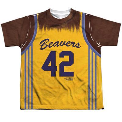 Youth: Teen Wolf- Beavers Jersey #42