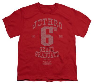 Youth: The Beverly Hillbillies - Mr Sixth Grade Graduate