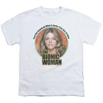Youth: The Bionic Woman - Under My Skin