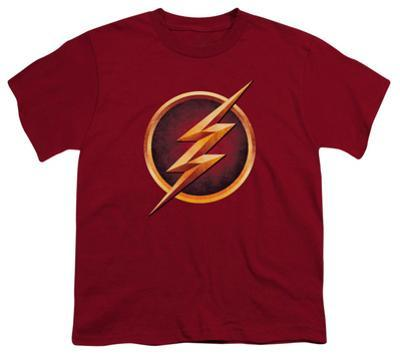 Youth: The Flash - Chest Logo