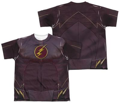 Youth: The Flash - Flash Uniform (Front - Back Print)