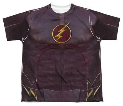 Youth: The Flash - Flash Uniform