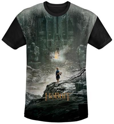 Youth: The Hobbit: The Desolation Of Smaug - Big Poster(black back)