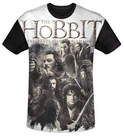 Youth: The Hobbit: The Desolation Of Smaug - Hhollen Amarth(black back)