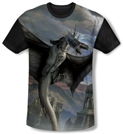 Youth: The Lord Of The Rings: The Return Of The King - Fellbeast(black back)