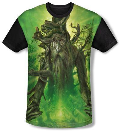 Youth: The Lord Of The Rings: The Return Of The King - Treebeard(black back)