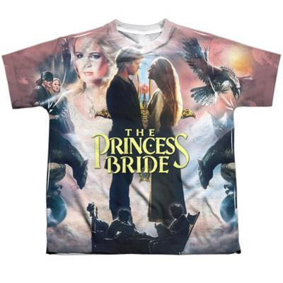Youth: The Princess Bride- Soft Collage