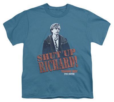 Youth: Tommy Boy - Shut Up Richard