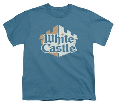 Youth: White Castle - Torn Logo