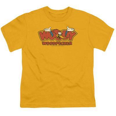 Youth: Woody Woodpecker- Classic Logo