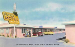 Yucca Motel, Las Vegas, Nevada