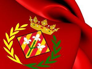 Flag of Lleida by Yuinai