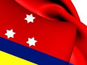 Flag of Monistrol De Montserrat by Yuinai