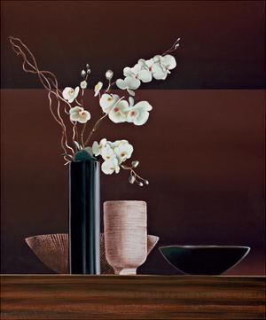 Ikebana I by Yuki Ross