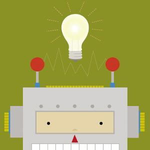 Peek-a-Boo Heroes: Robot by Yuko Lau