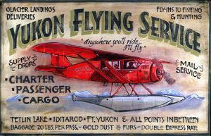 Yukon Flying Vintage