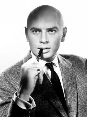 Yul Brynner, 1957