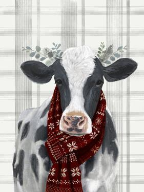 Yuletide Cow I