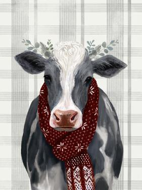 Yuletide Cow II