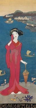 An Elegy for Hirado, Japan by Yumeji Takehisa