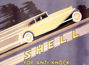 Shell, Anti-Knock by Yunge
