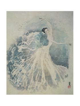Classical Dancing by Yunlan He
