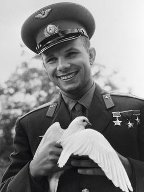 Yuri Gagarin, Russian Cosmonaut, C1963-C1964