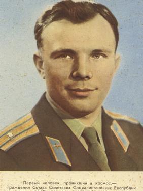 Yuri Gagarin, Soviet Cosmonaut