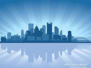 Pittsburgh, Pennsylvania Skyline by Yurkaimmortal