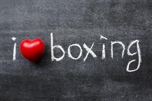 Love Boxing by Yury Zap