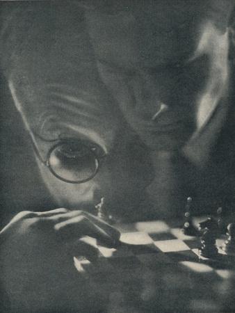 'Chess Playing', c1928