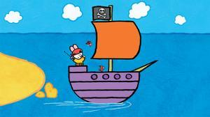 Didou - Louie and the Pirate Ship by Yves Got